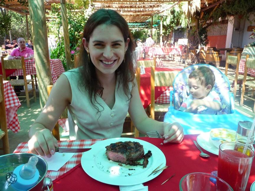 Carne Michele Daccas Chile