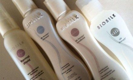 Biosilk. Mais uma marca aprovada.