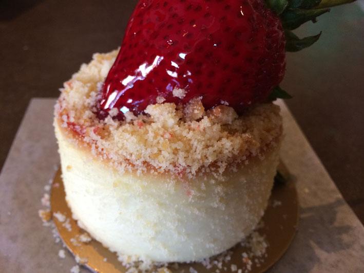 Viagens gastronômicas – Cheesecake