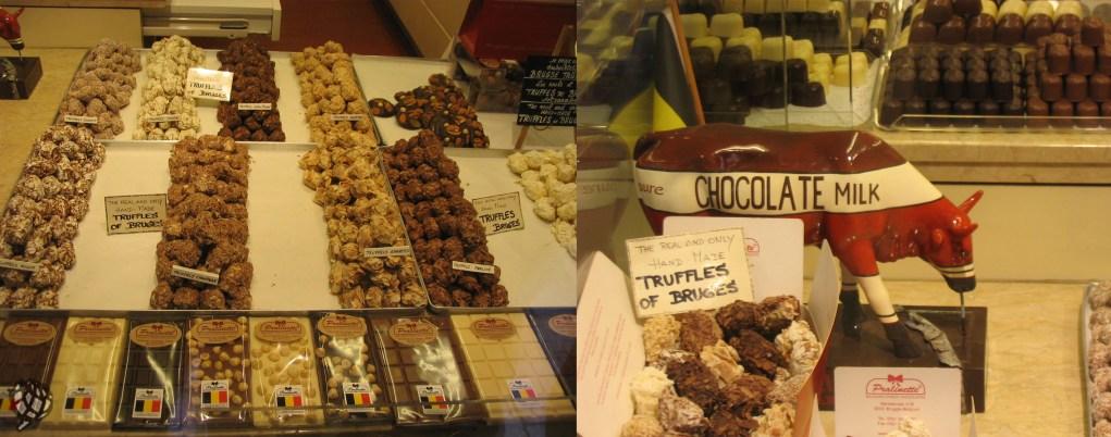 Adriana Bruges chocolate