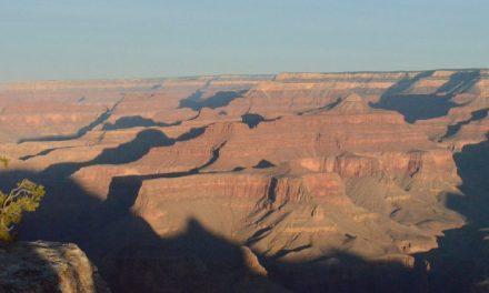 Como reservar hotel no Grand Canyon Park