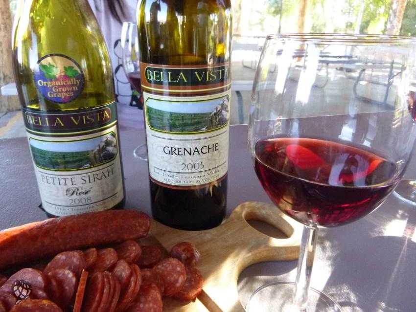 Bella Vista vinhos