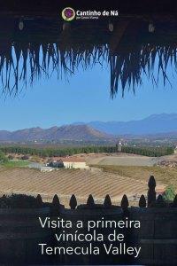 Vinícola em Temecula Valley