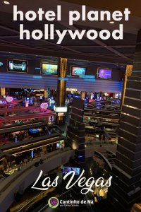 Planet Hollywood Hotel em Las Vegas