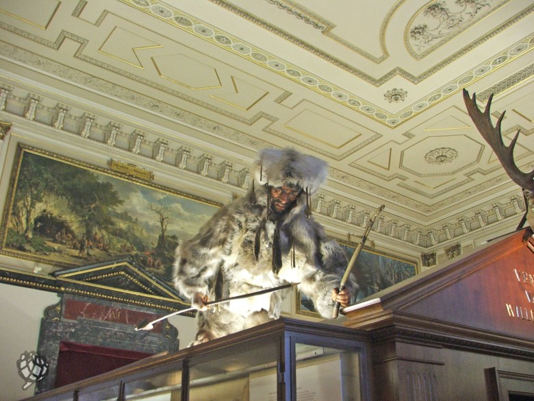 museu viena homem prehistorico