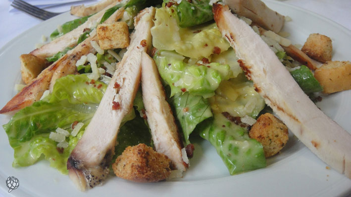 Continental salada