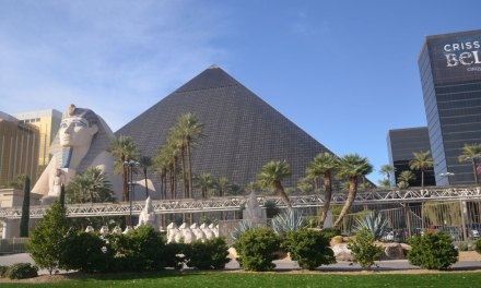 Bodies the Exhibition no Luxor em Las Vegas