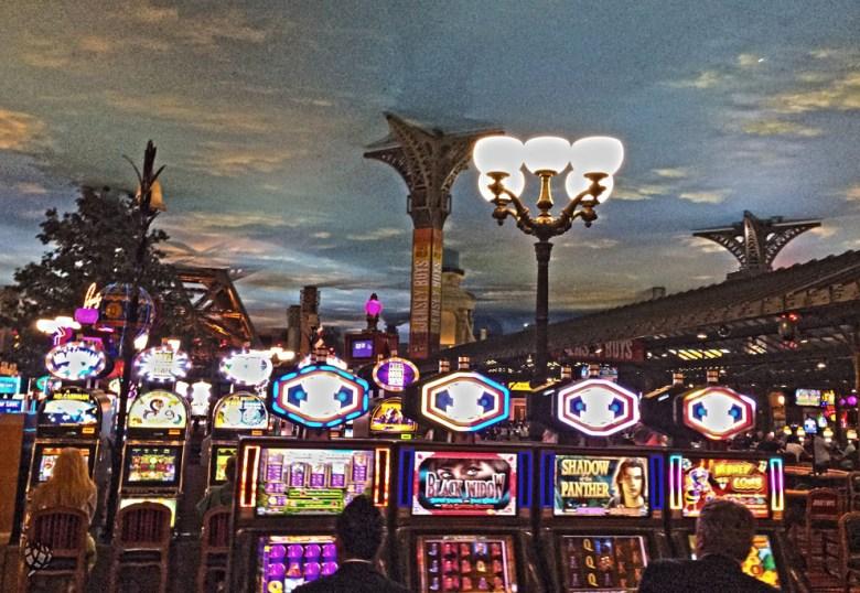 Paris Hotel cassino