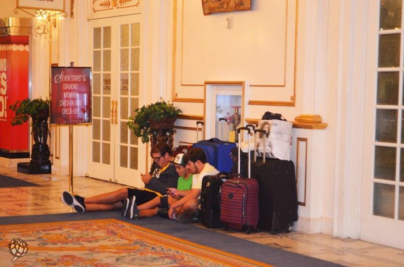 Paris Hotel saguao meninos