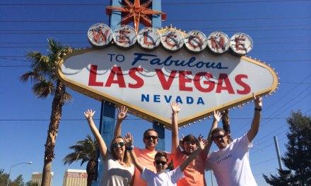 A famosa placa Welcome to Fabulous Las Vegas Nevada