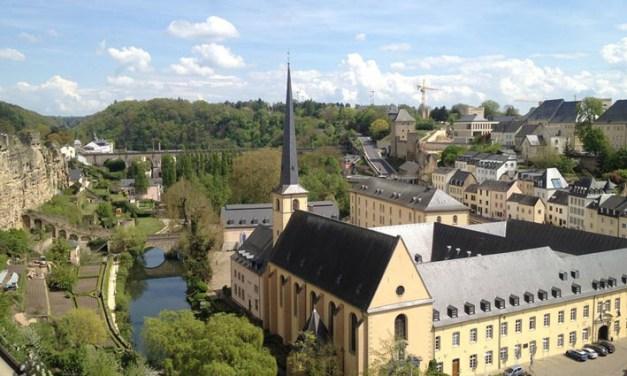 Bate-volta em Luxemburgo saindo de Bruxelas