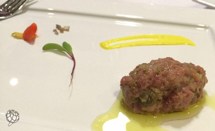 Lula Navegador Steak Tartare