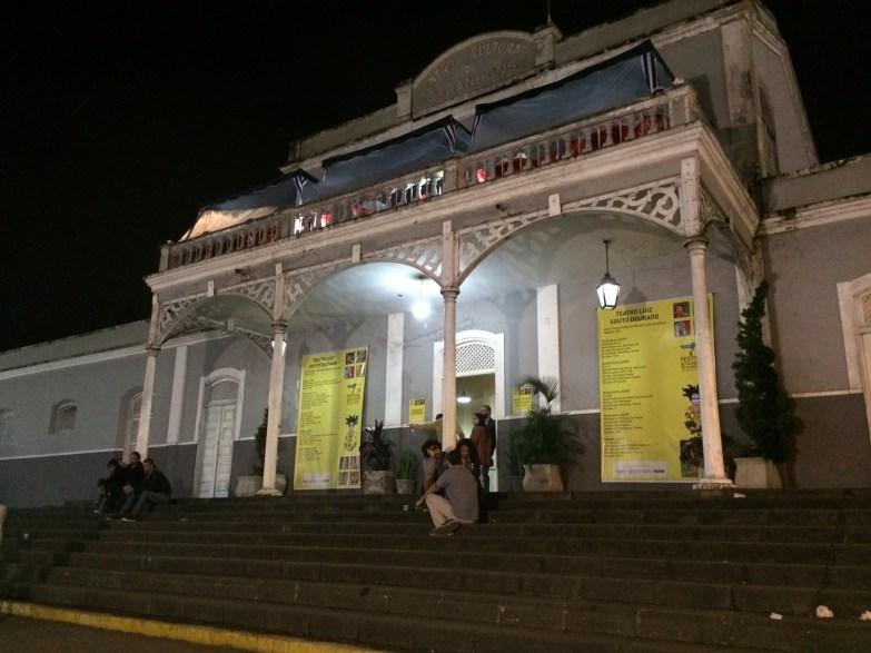 Festival de Inverno de Garanhuns - Centro Cultural fachada