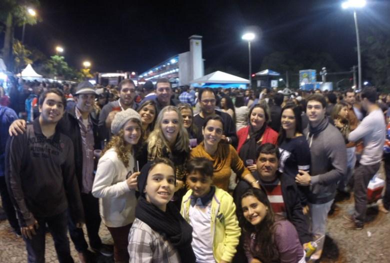 Festival de Inverno de Garanhuns - Praça Mestre Dominguinhos grupo