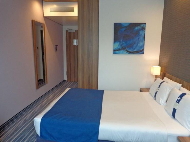 Holiday Inn Dresden quarto