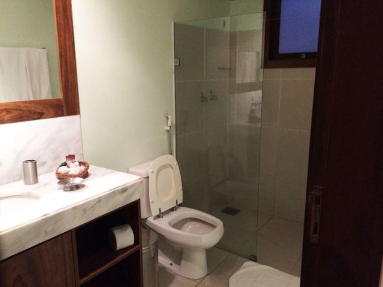 Girassois-banheiro