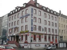 Hotel Regina fachada