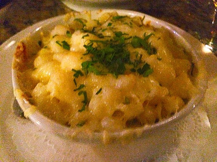 Jantar-Las-Vegas-Mon-Ami-Maccaroni-Cheese