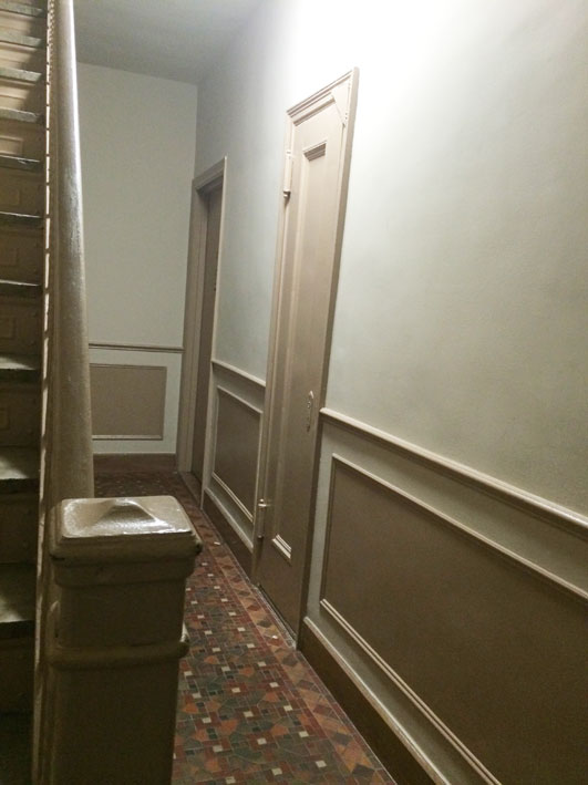 apartamento-alugado-em-New-York-corredor