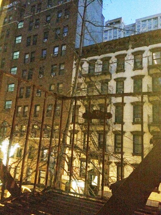 apartamento-alugado-em-New-York-vista-janela