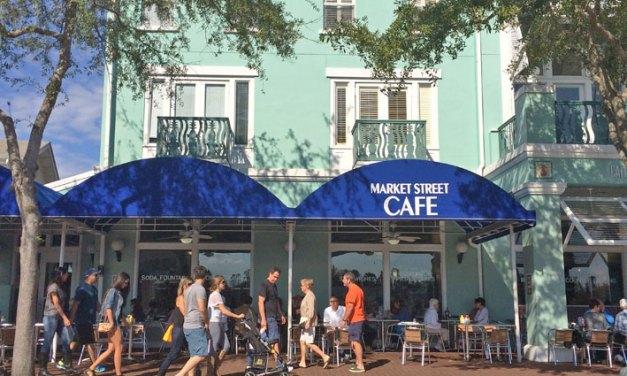 Market Street Cafe em Celebration