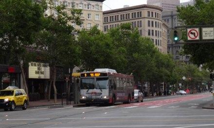 Como funciona o transporte público em San Francisco