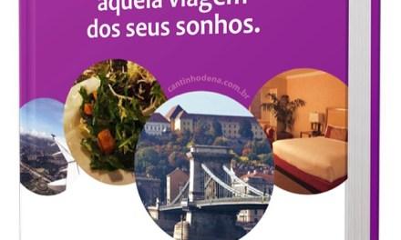 eBook gratuito com dicas para programar uma viagem por conta própria