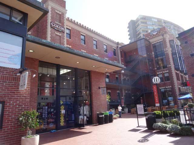 Ghirardelli-Square-em-San-Francisco-praca
