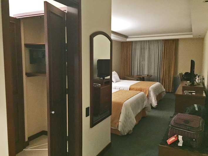 GHL Capital, um excelente hotel perto do aeroporto em Bogotá