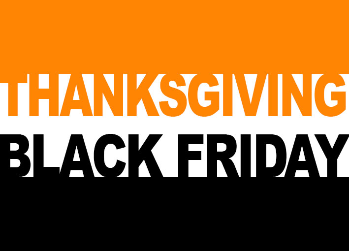 Como vimos o Thanksgiving e a Black Friday nos Estados Unidos