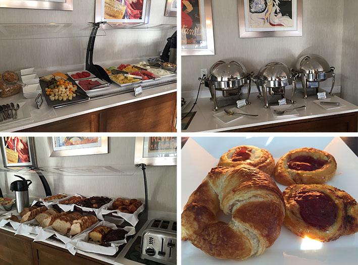 hotel-em-Fort-Lauderdale-cafe