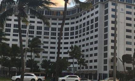 Hotel em Fort Lauderdale à beira-mar
