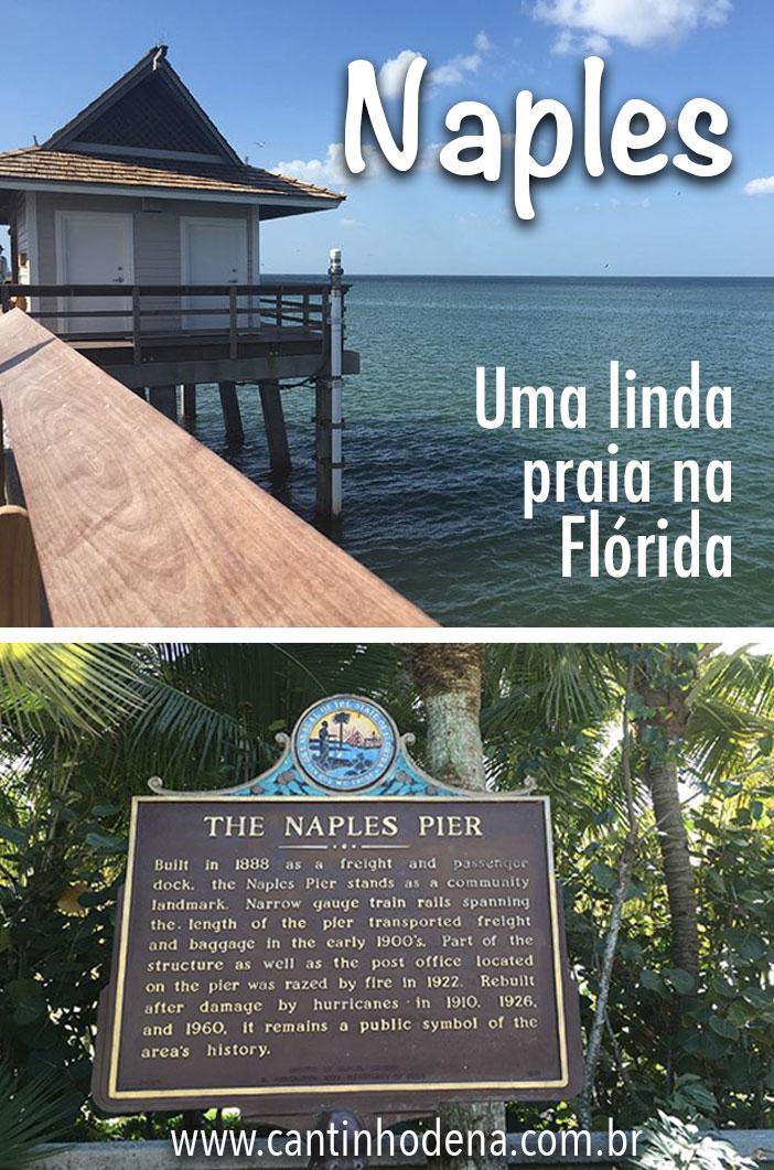 1 dia em Naples na Florida