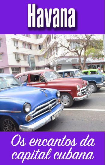 Havana e seus encantos