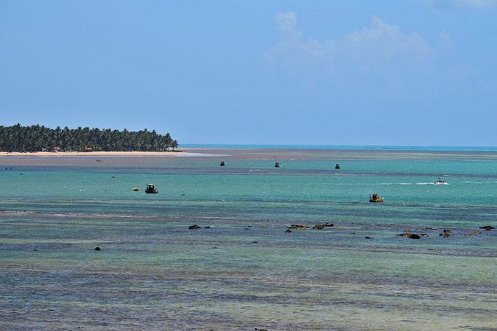 mar de Japaratinga