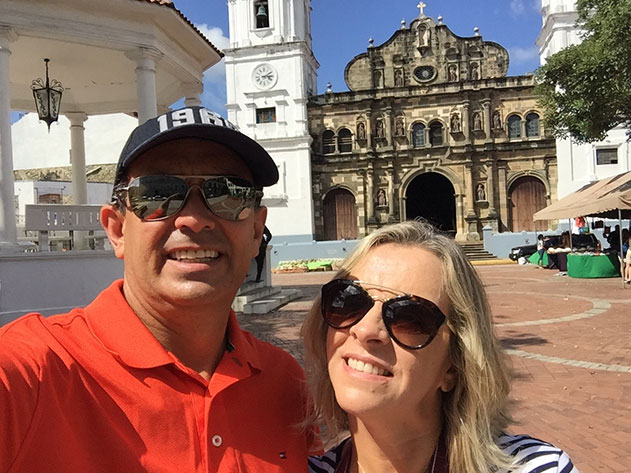 Plaza Catedral Panamá