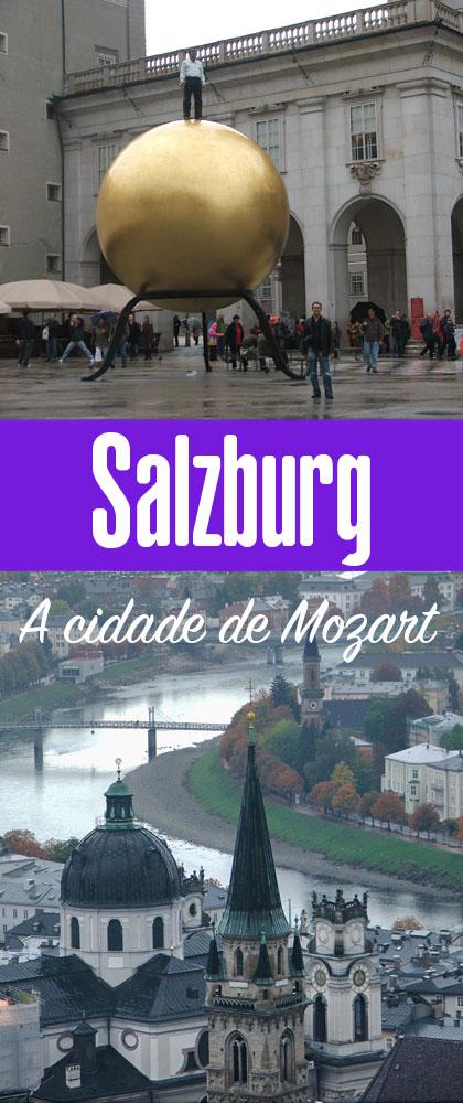 Roteiro de 1 dia em Salzburg