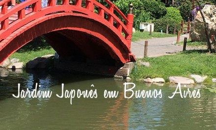 Como é o Jardim Japonês de Buenos Aires