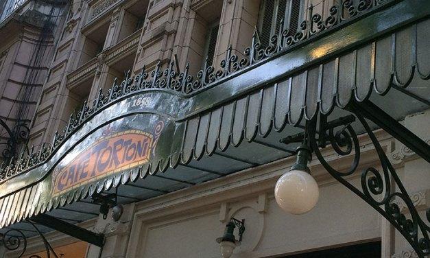 Café Tortoni: Sabor, visual e tradição em Buenos Aires