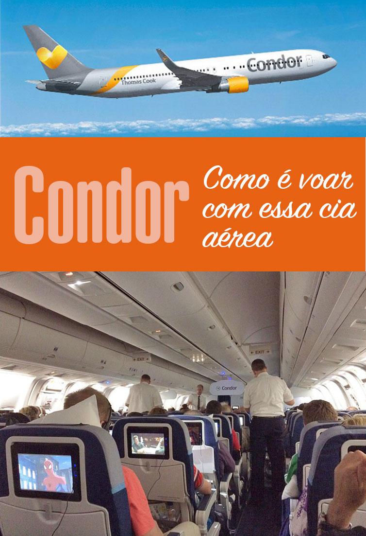 Como é voar com a Condor, a cia aérea alemã que tem voos diretos para a Europa partindo de algumas capitais brasileiras