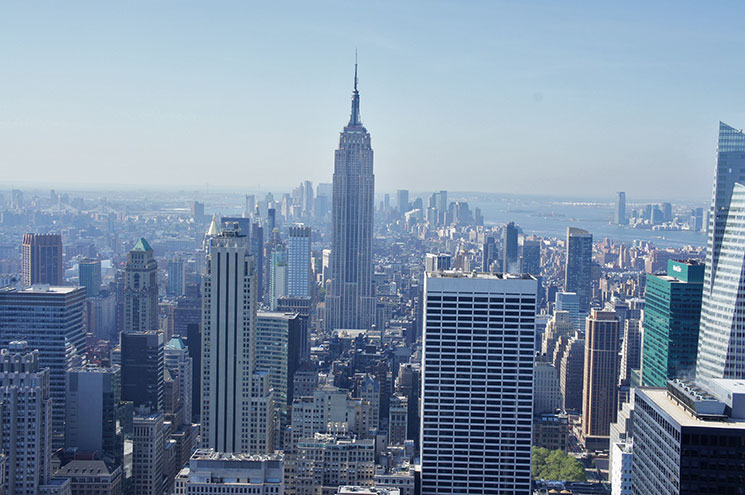 New York: Top of the Rock ou Empire State?