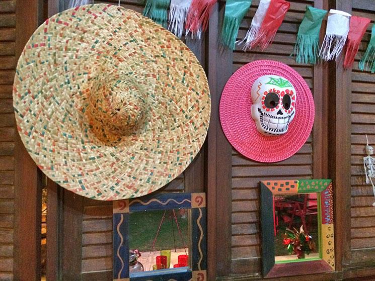 Festa mexicana: decoração e menu. Arriba!