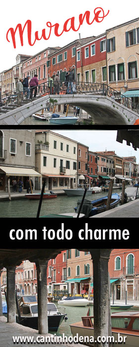 Passeio por Murano