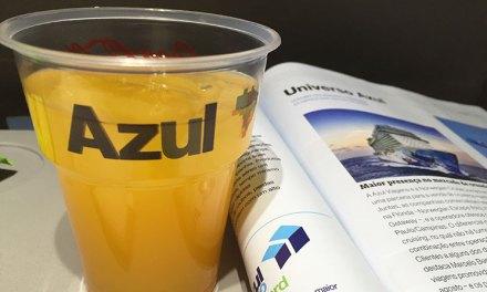 Como é voar com a Azul de New York para o Brasil