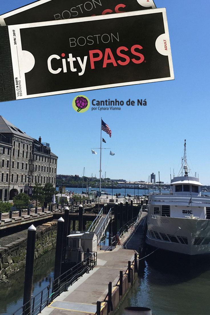 City Pass em Boston