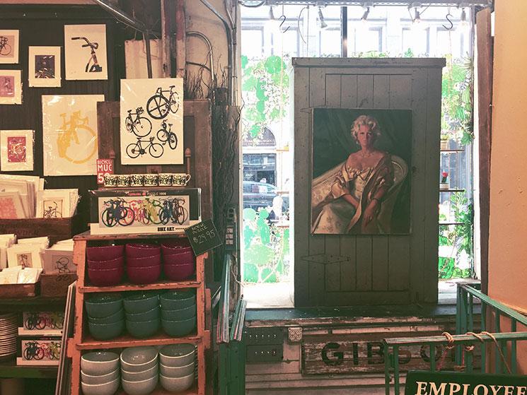 Fishs Eddy em New York, uma loja imperdível