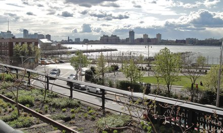 High Line Park em New York. É sempre bom voltar.