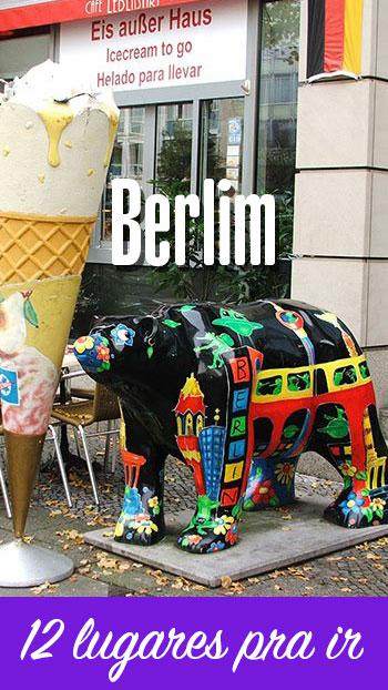 Onde ir em Berlim