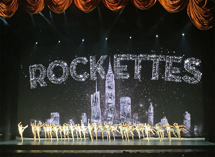 Rockettes Summer Spectacular em New York