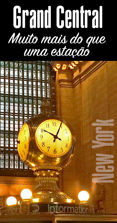 Grand Central Station em New York